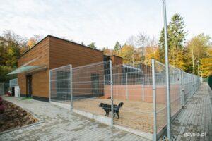 Nowo otwarty pawilon w schronisku dla zwierzat w Gdyni - pomóż przekazując 1% podatku